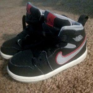 Toddler Jordans Size 7c